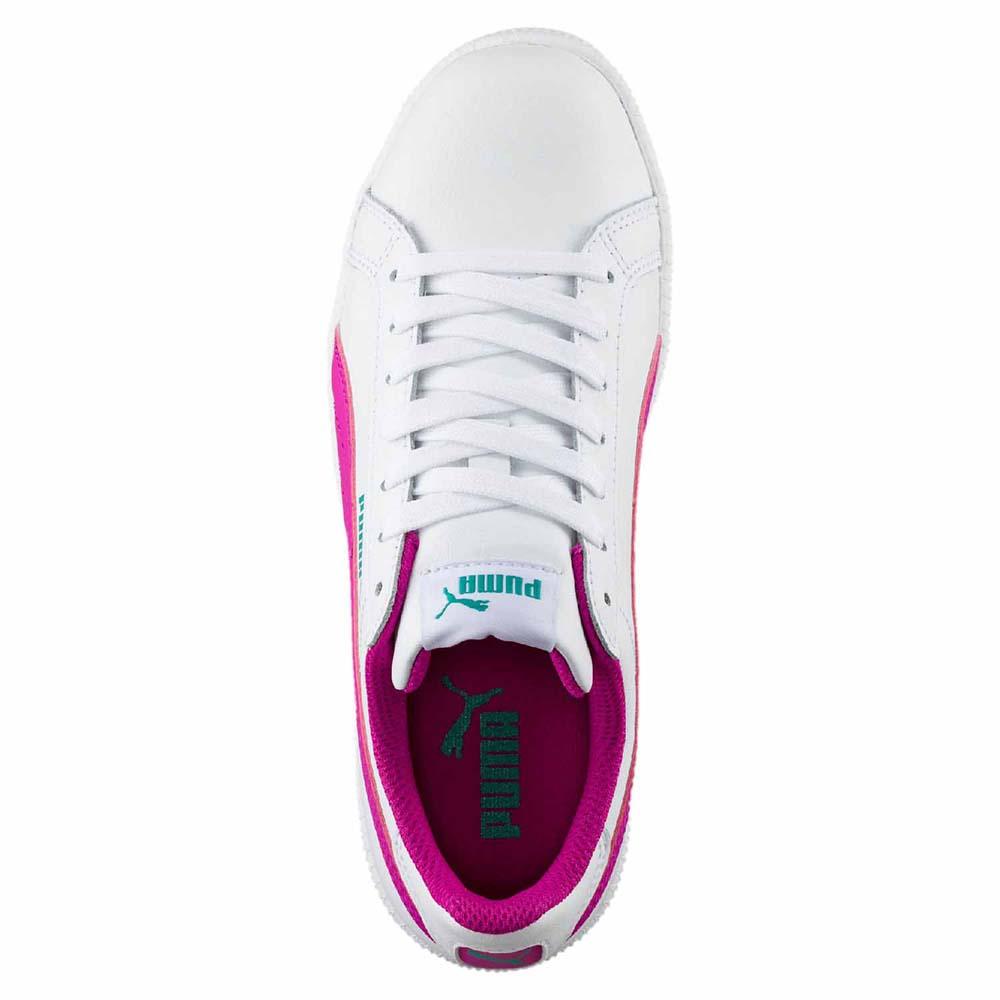 Puma Smash Fun L Jr White buy and