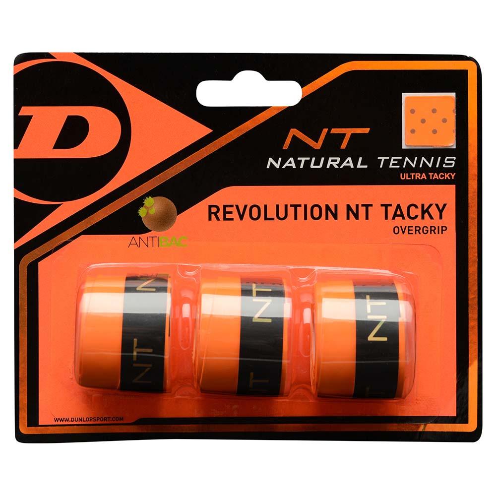 Sur-grips Dunlop Revolution Nt Tacky 3 Units