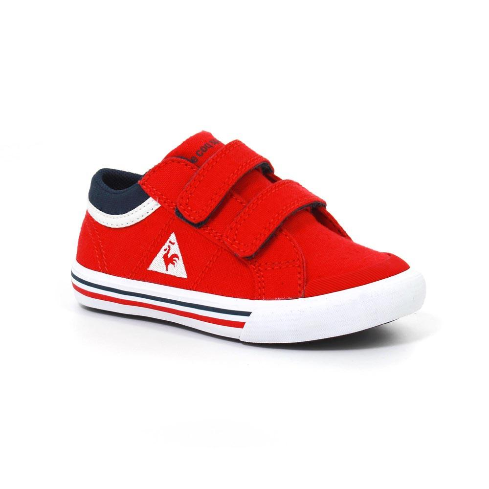 Tenis Vermelho Infantil Sapatos Tênis Urbano com o