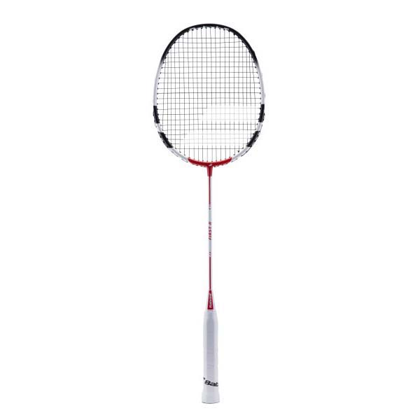 Babolat Raquette de Badminton First II Strung Badminton