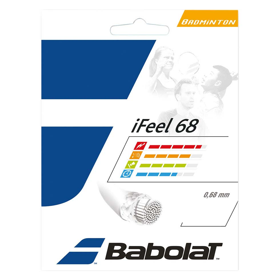 All players Babolat I Feel 68 200m
