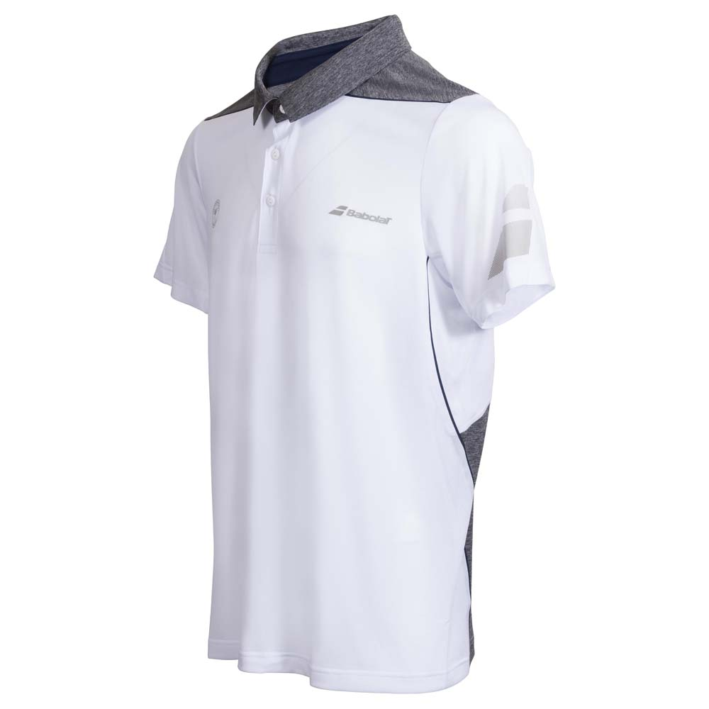 Babolat Polo Performance Wimbledon White Smashinn