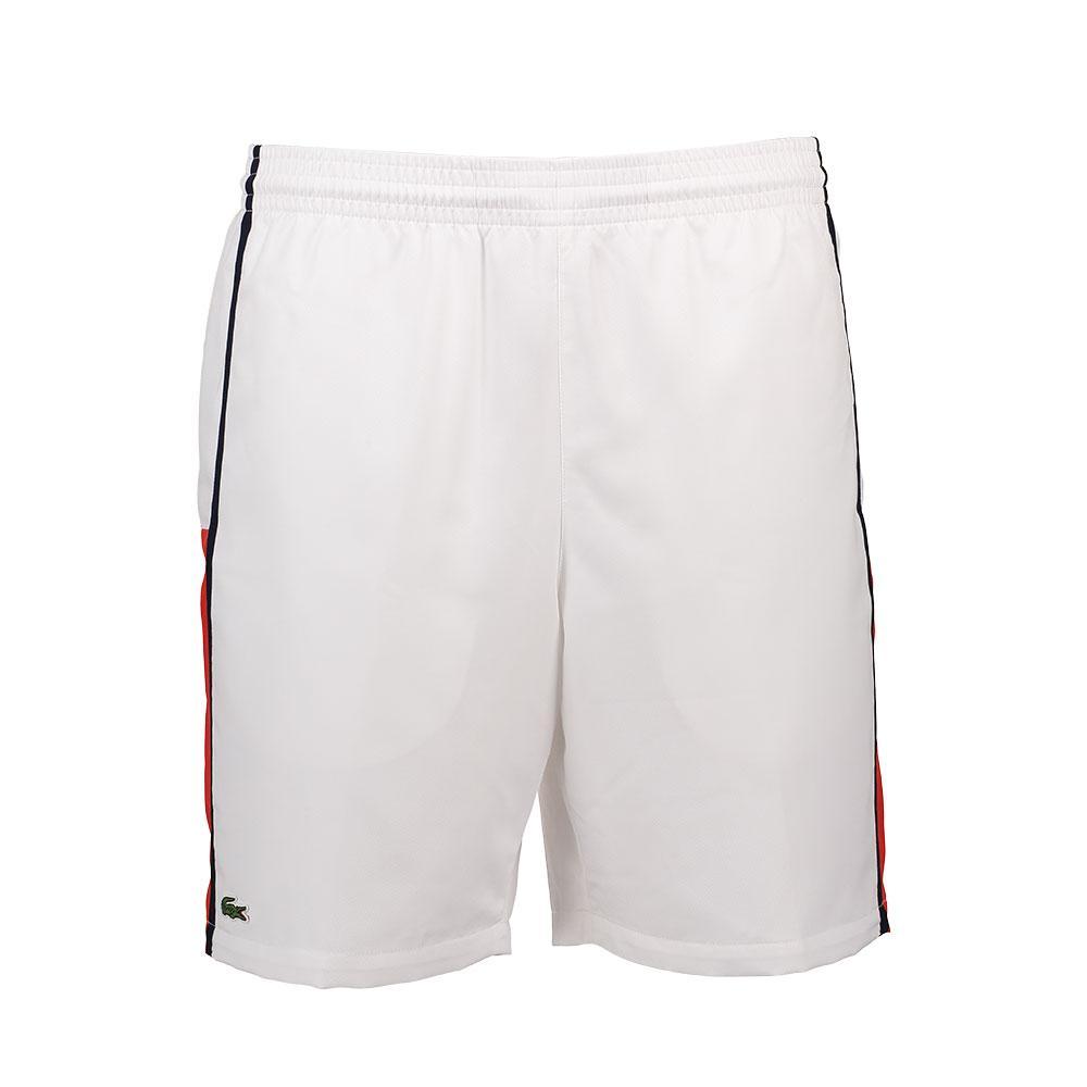And Shorts Offers Lacoste Buy Smashinn On Taffeta White RLAq5Sc3j4