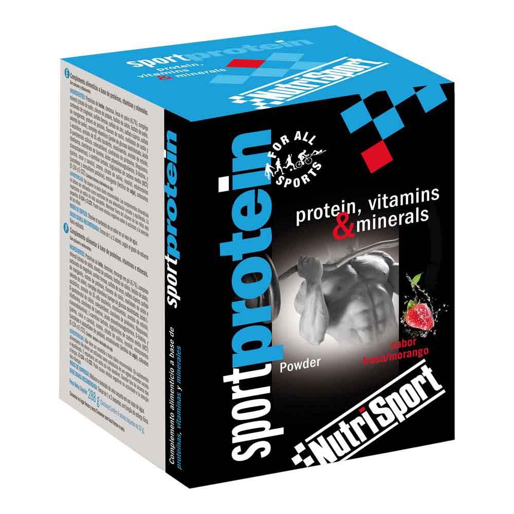 Nutrisport Sport Protein 10 Units