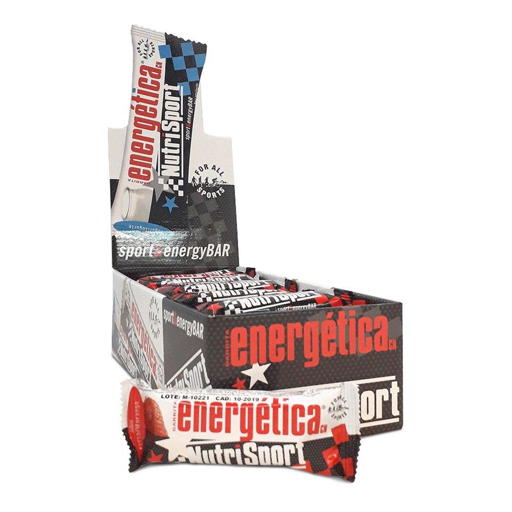 Nutrisport Energetic Bar 24 Units