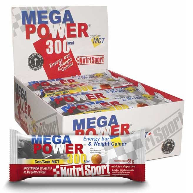 Nutrisport Megapower Bar 12 Units