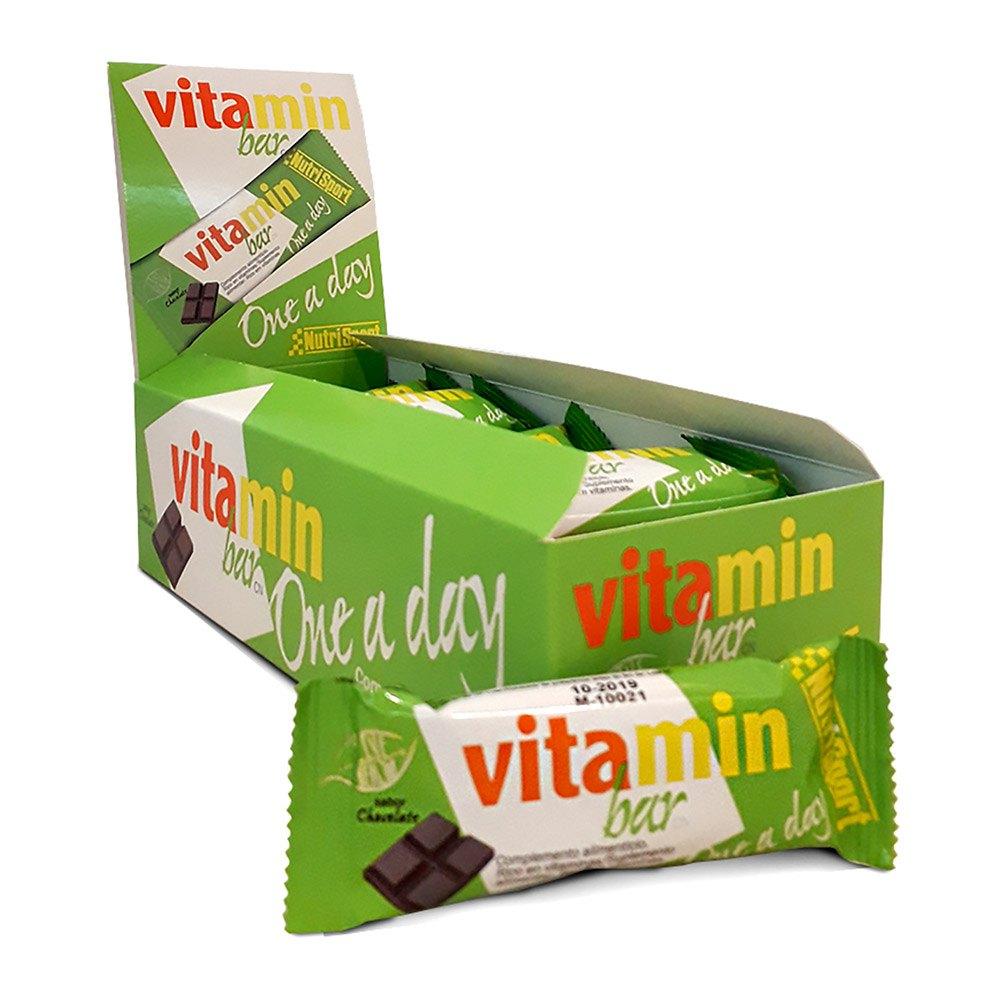 Nutrisport Vitamin Bar 20 Units