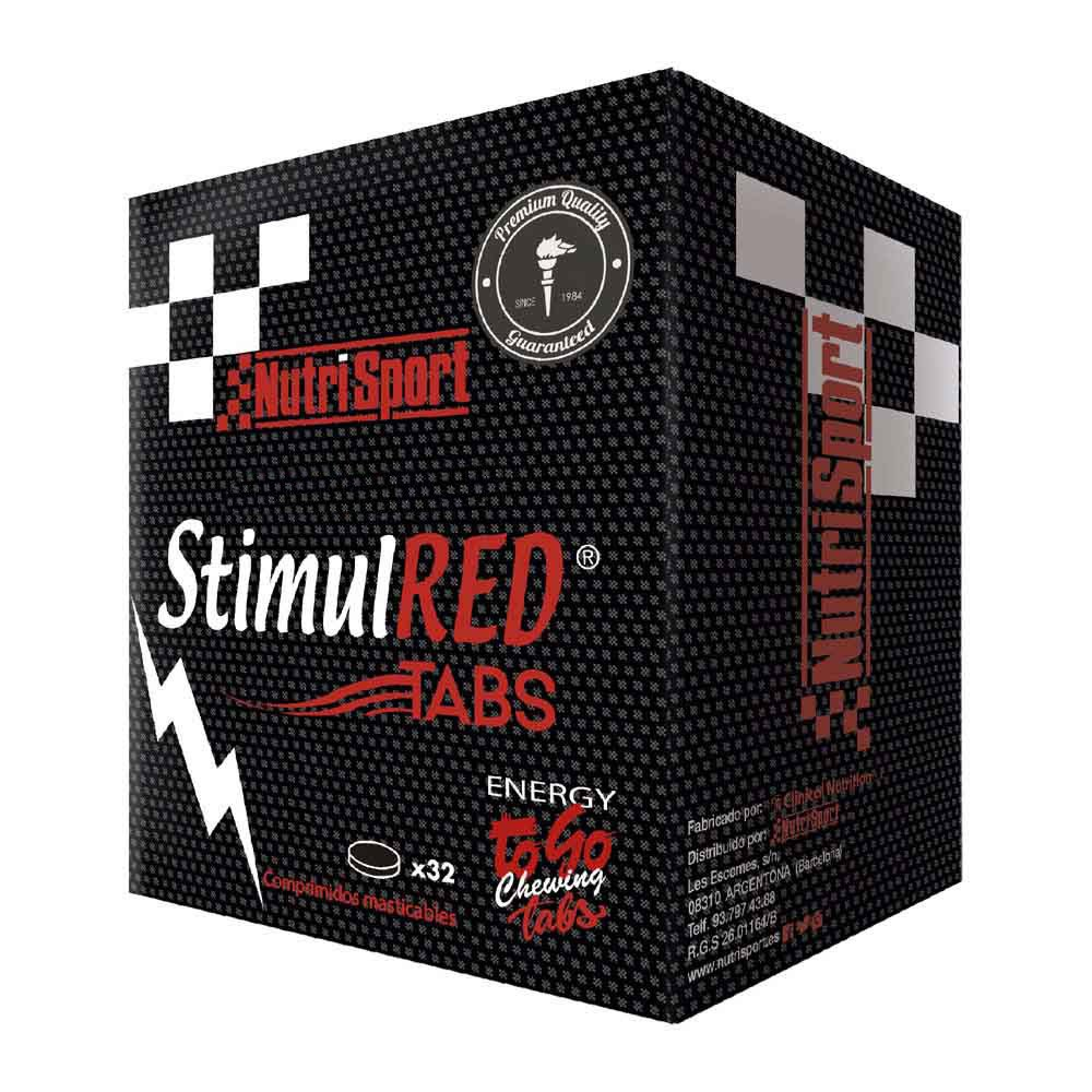 Nutrisport Stimulred Bar 24 Units
