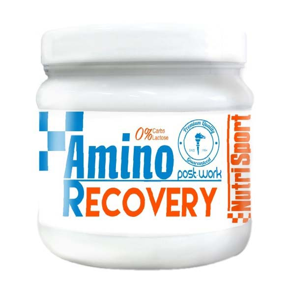 Nutrisport Amino Recovery Box 260gr