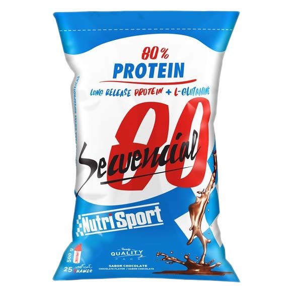 Nutrisport Sequential 80 2Kg Chocolate