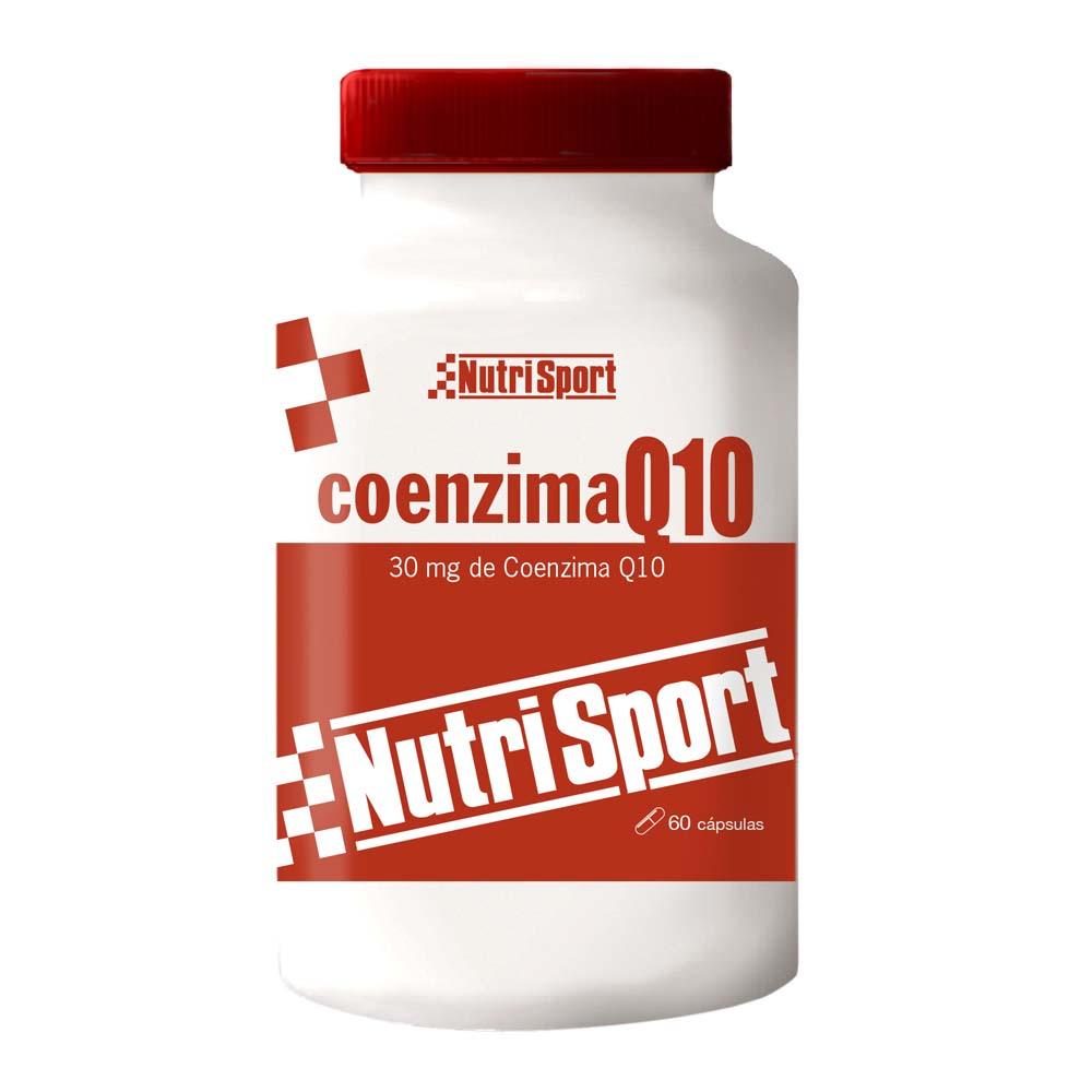 Nutrisport Coenzima Q 10 60 Units