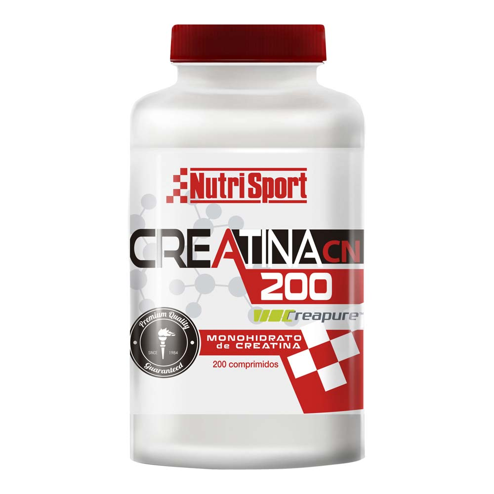 Nutrisport Monohydrate Creatine 200gr Without Flavour