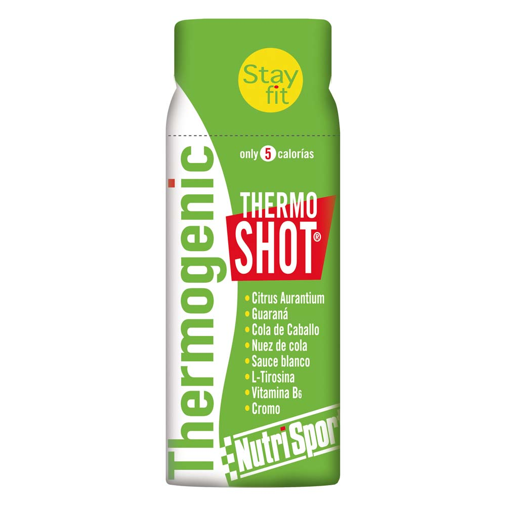 Nutrisport Thermo Shot 20 Units Without Flavour
