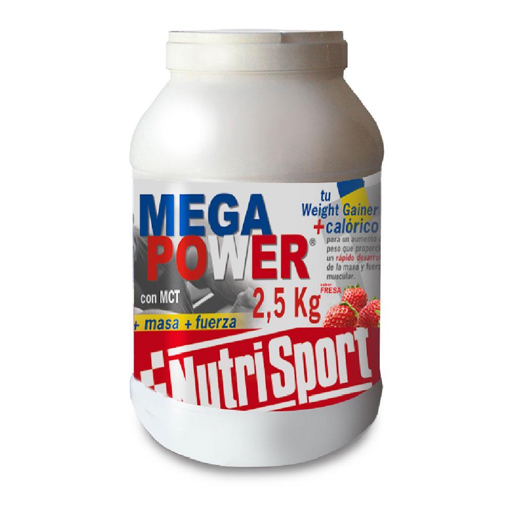 Nutrisport Megapower Box Strawberry 2.5kg