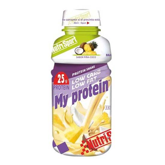 Nutrisport My Protein 12 Units Pineapple&Coconut