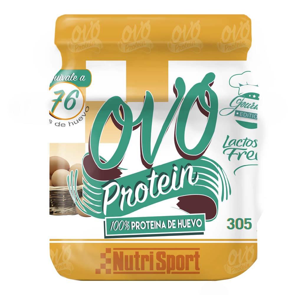 Nutrisport Ovo Protein Box 305gr