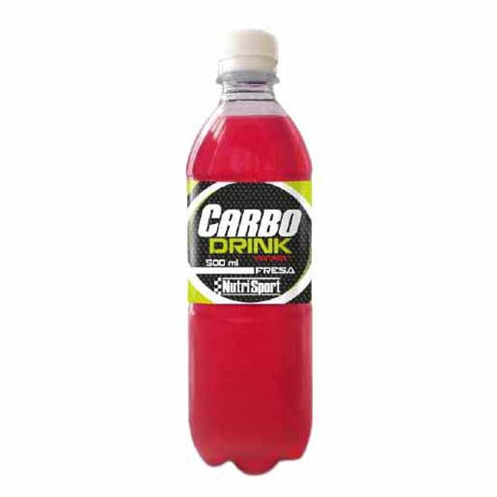 Nutrisport Sport Carbo 24 Units Strawberry