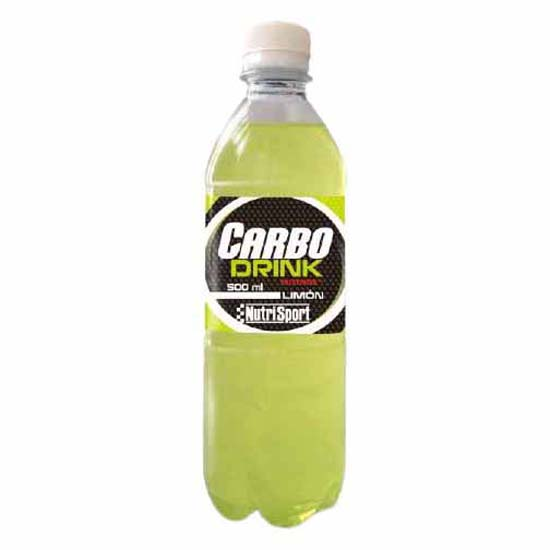 Nutrisport Sport Carbo 24 Units Lemon