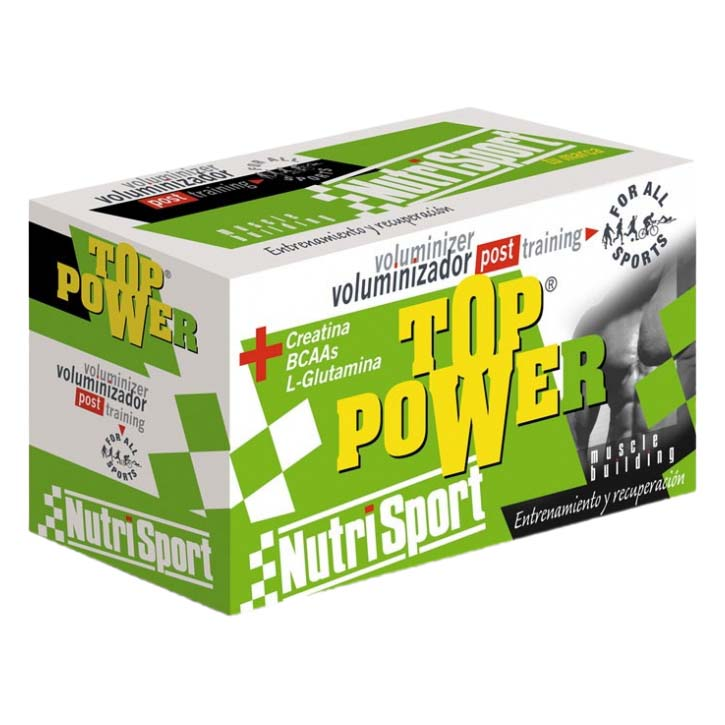 Nutrisport Top Power 24 Units Strawberry