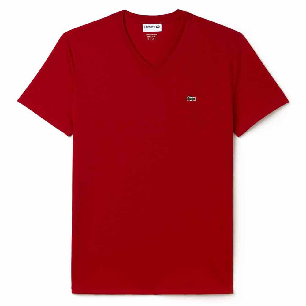 Lacoste TH6710 Crew Neck Short Sleeve T-Shirt