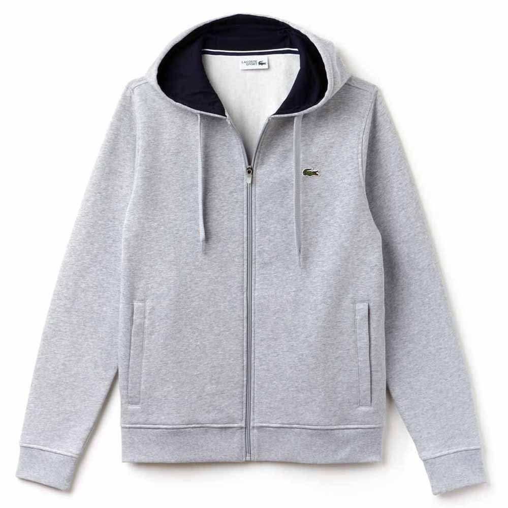 Hooded Zippered Fleece Lacoste Hooded Hooded Lacoste Sweatshirt Fleece Sweatshirt Zippered Lacoste HeWYD2bE9I