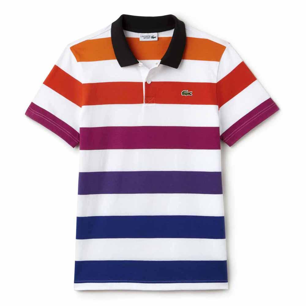 Lacoste Sport Colored Striped Multicolor, Smashinn dad605059ef