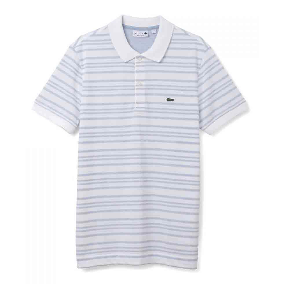 dbdb316fd Lacoste Stripped Polo Multicolor buy and offers on Smashinn