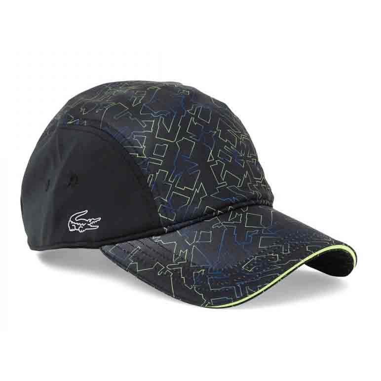 2fb701d89aa4 Lacoste Sport Print Technical Jersey Tennis Cap, Smashinn