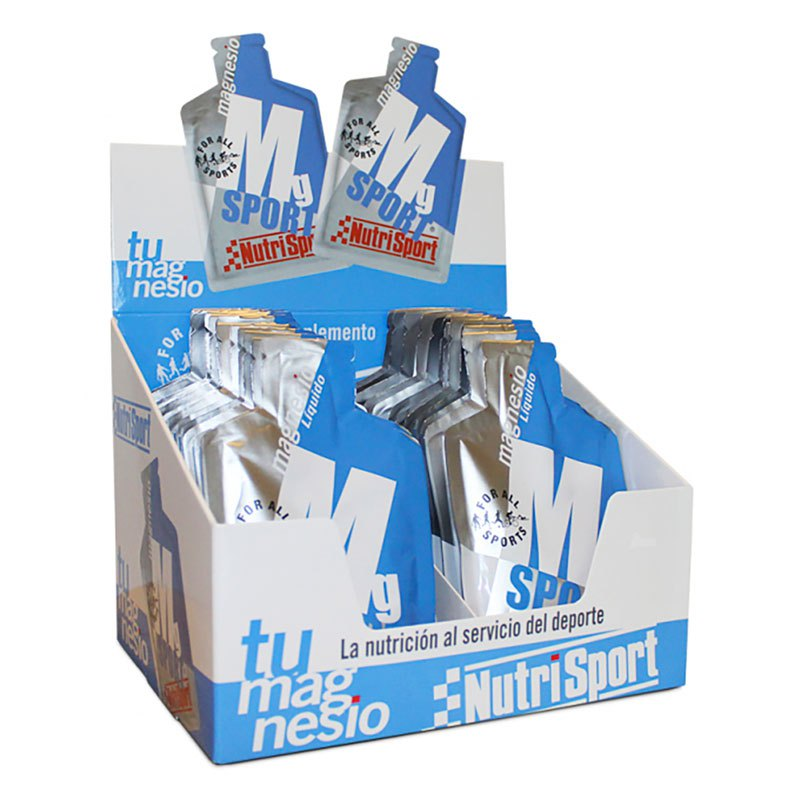 Nutrisport Magnesio Liquid 24 Units