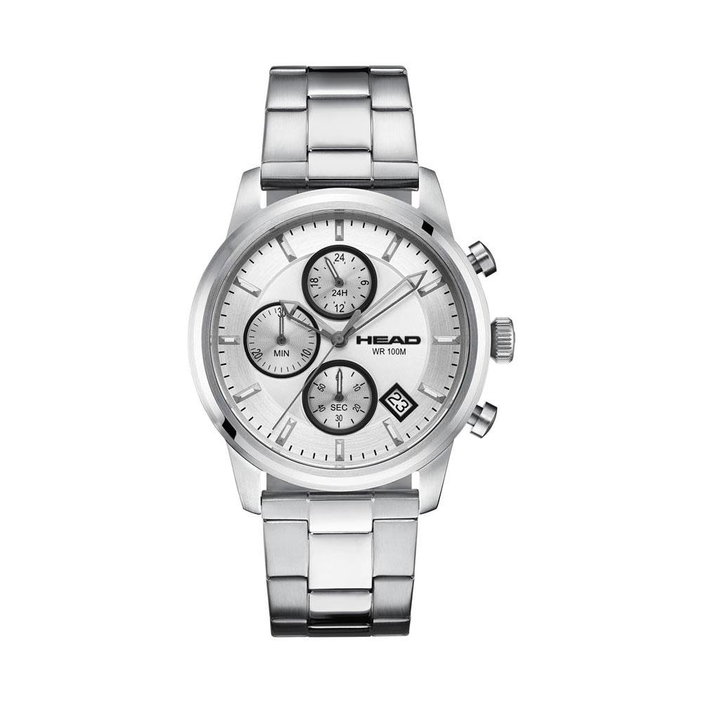 Montres Head Match Point One Size Metal / White