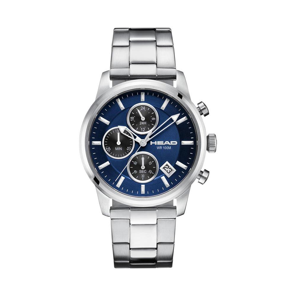 Montres Head Match Point One Size Metal / Blue