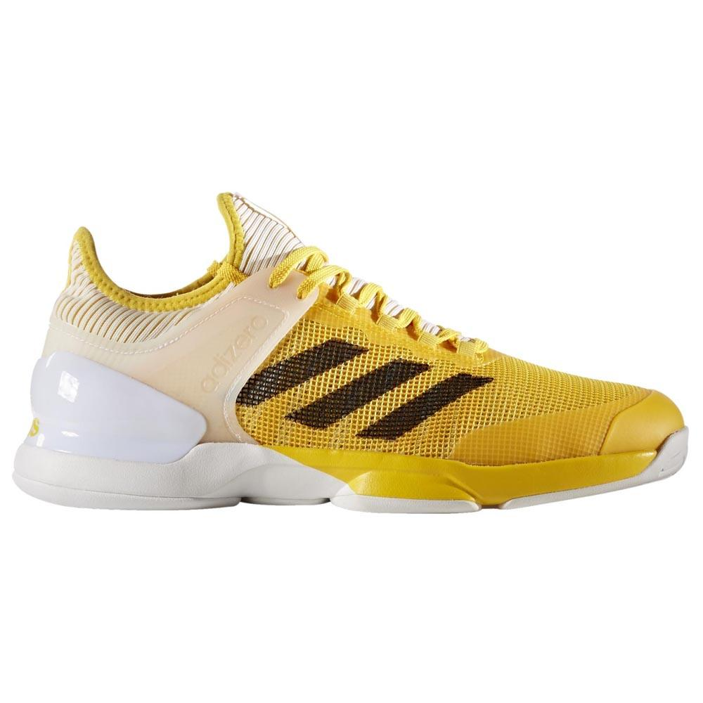 5c9ea29af3a adidas Adizero Ubersonic 2 Yellow buy and offers on Smashinn