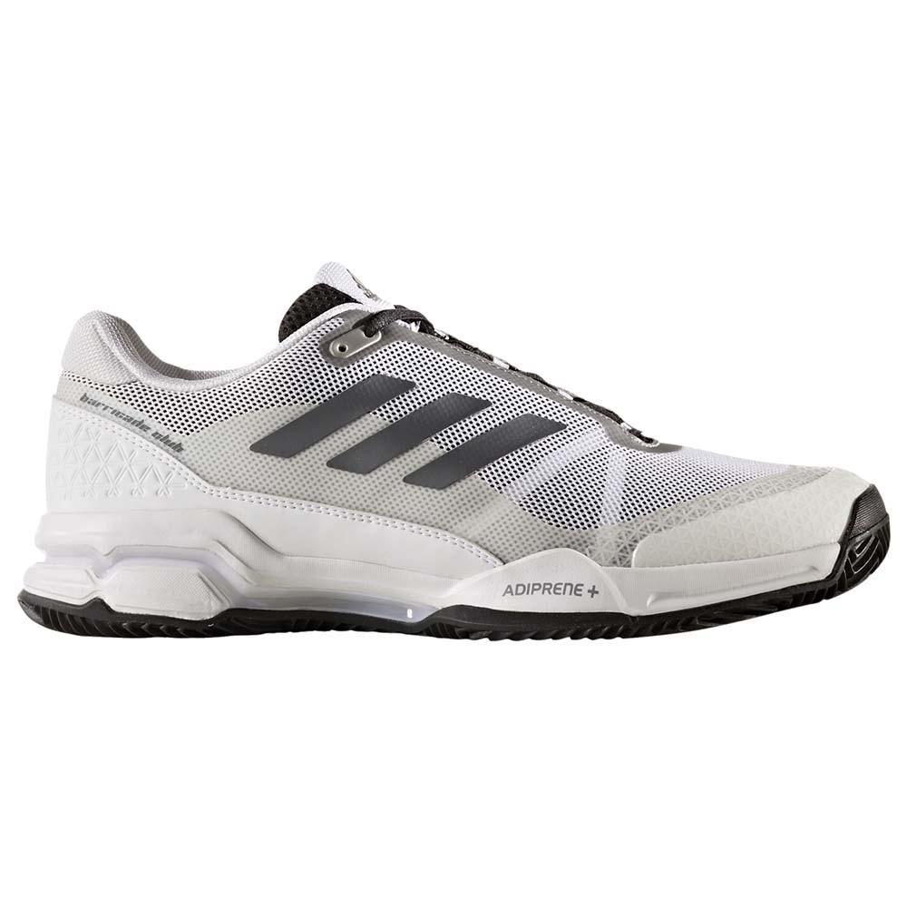 adidas Barricade Club Clay Harmaa osta ja tarjouksia 01519fe0c3