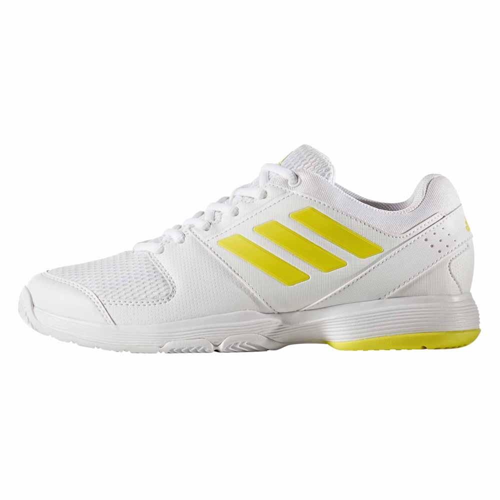 25d929059b0cf7 adidas Barricade Court - White buy and offers on Smashinn