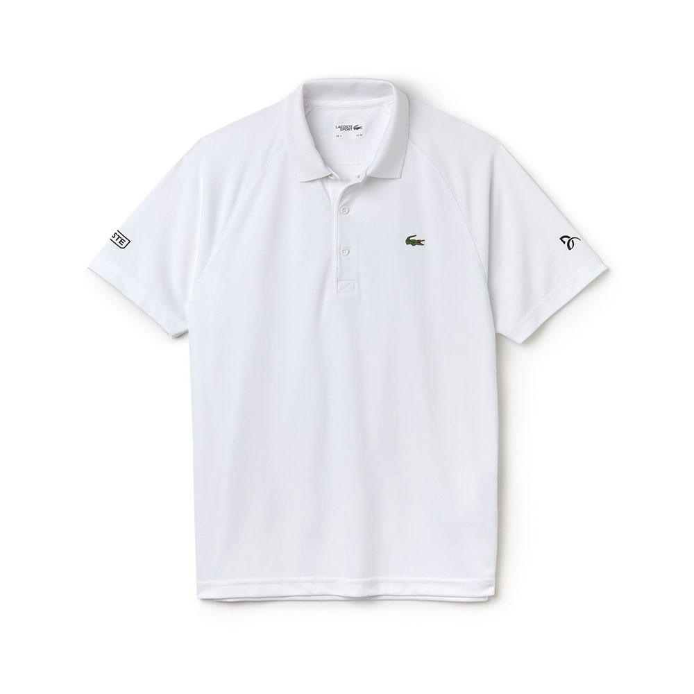 5580f10a9975d Lacoste Novak Djokovic Edition Blanco