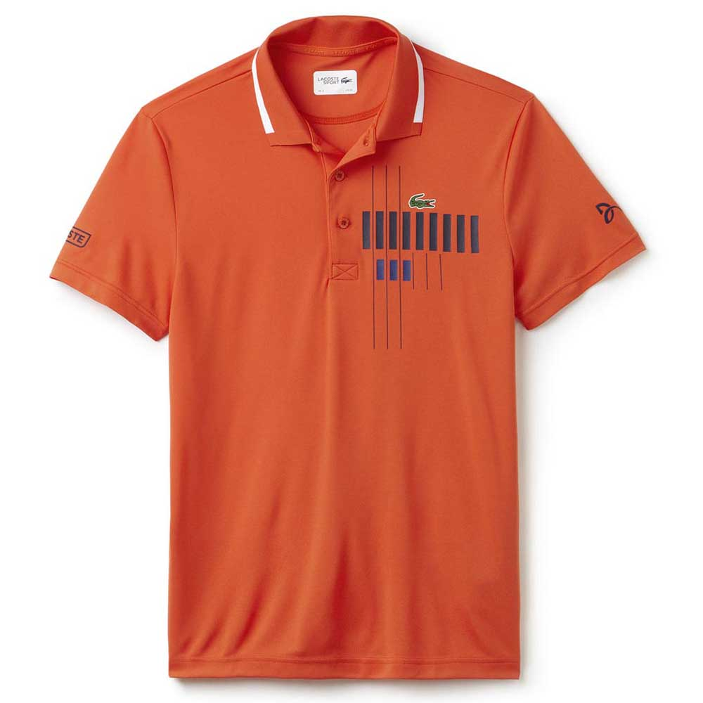 Lacoste Novak Djokovic Edition Orange Buy And Offers On Smashinn