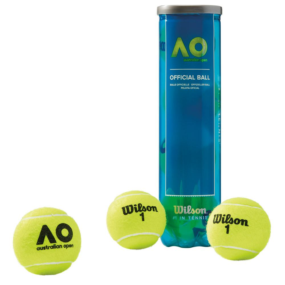Balles tennis Wilson Australian Open