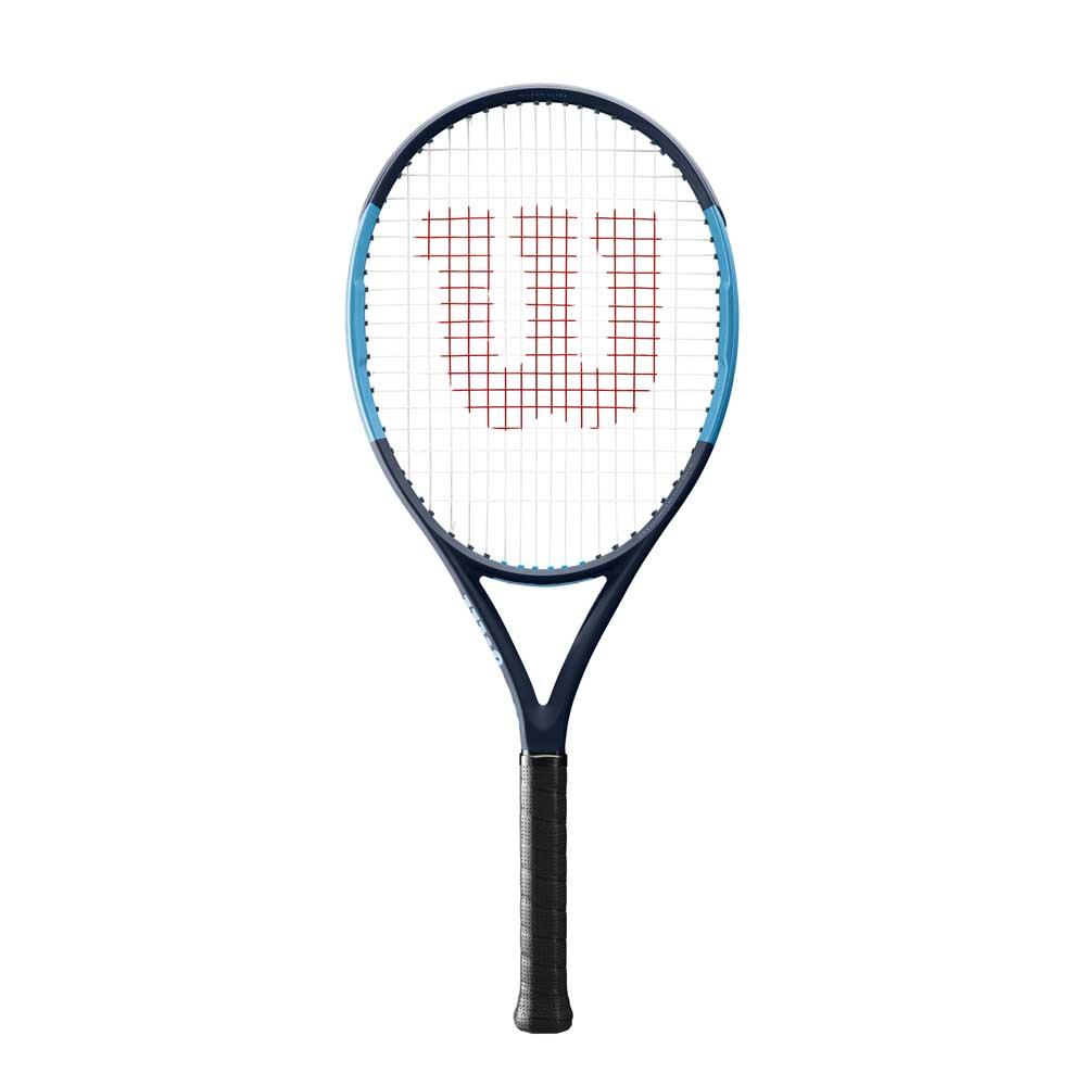 Raquettes de tennis Wilson Ultra 26 One Size Blue / Navy