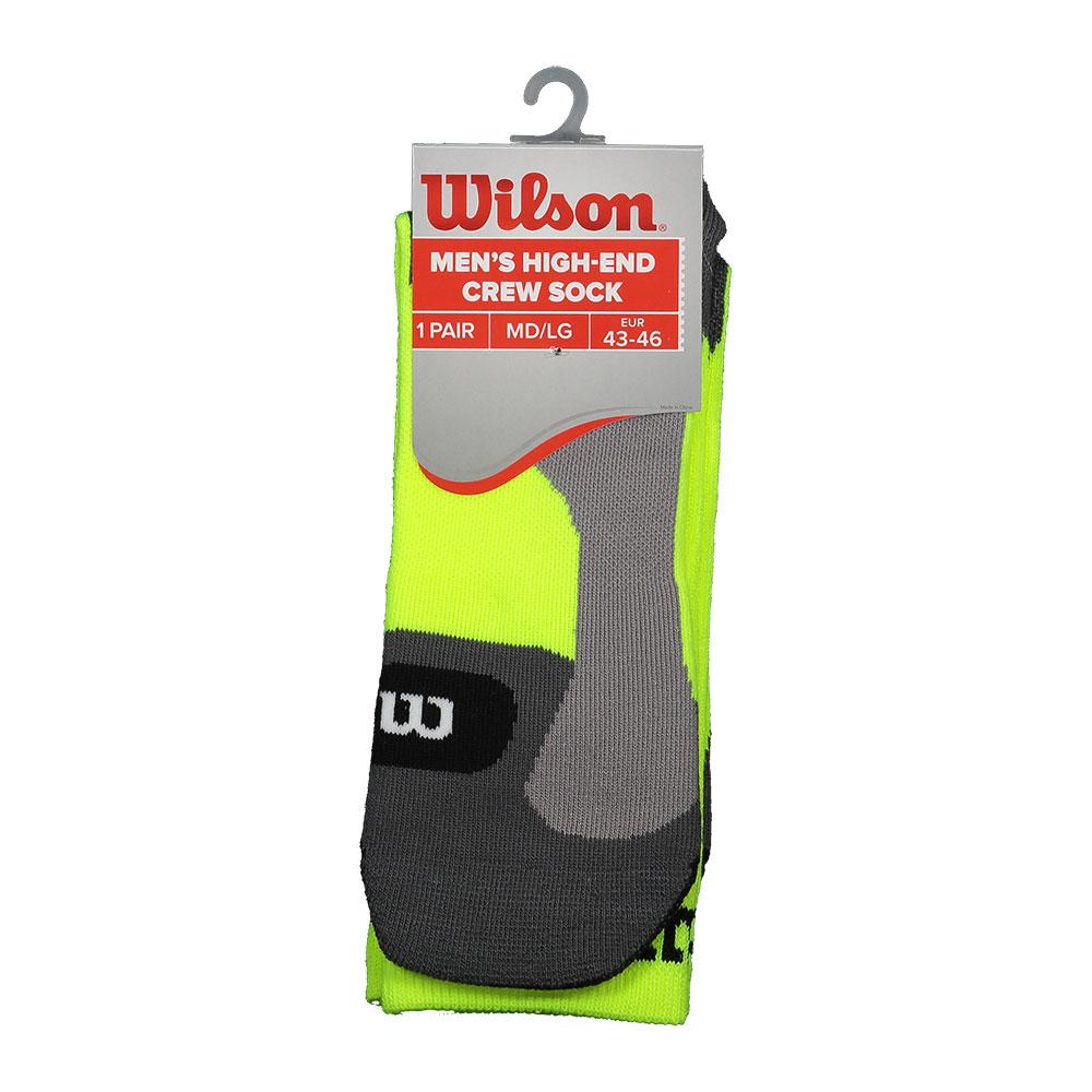 Chaussettes Wilson Color High End Crew Socks