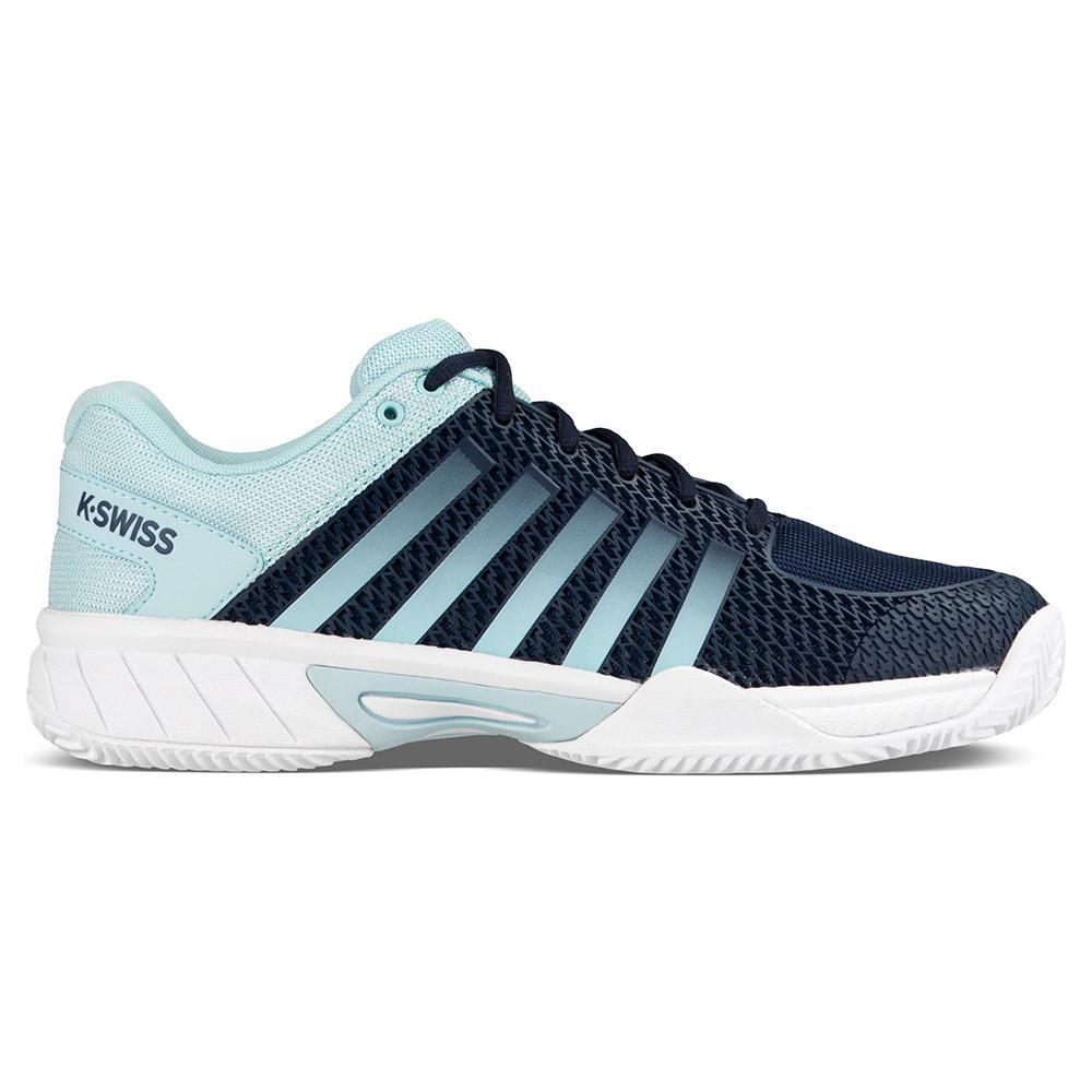 K-SWISS EXPRESS LIGHT HB - Outdoor tennis shoes - white QWsERr