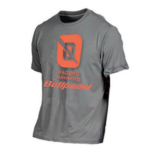 T-shirts Bullpadel Paquito Navarro