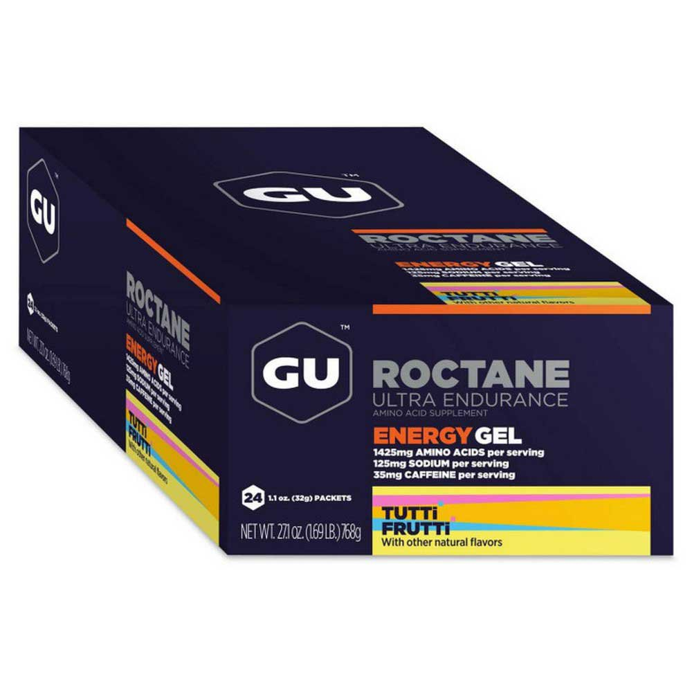 GU Roctane Ultra Endurance 32gr 24 Units Tutti Frutti