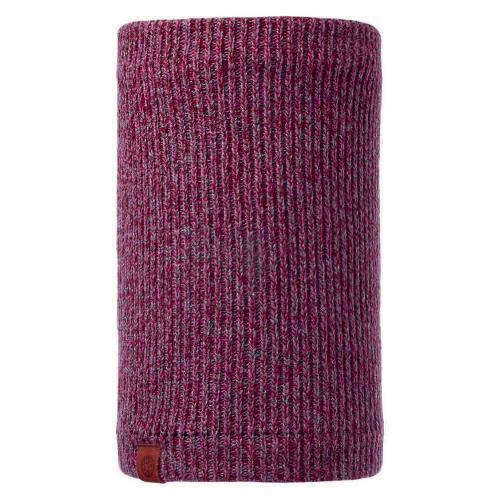 Buff ® Neckwarmer Knitted And Polar Fleece Red e6f12274699