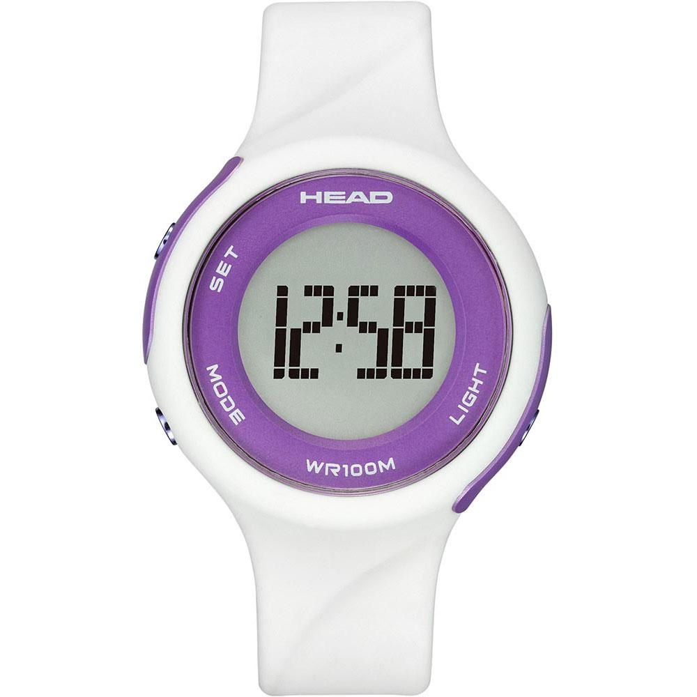 Montres Head Volley One Size White / Purple