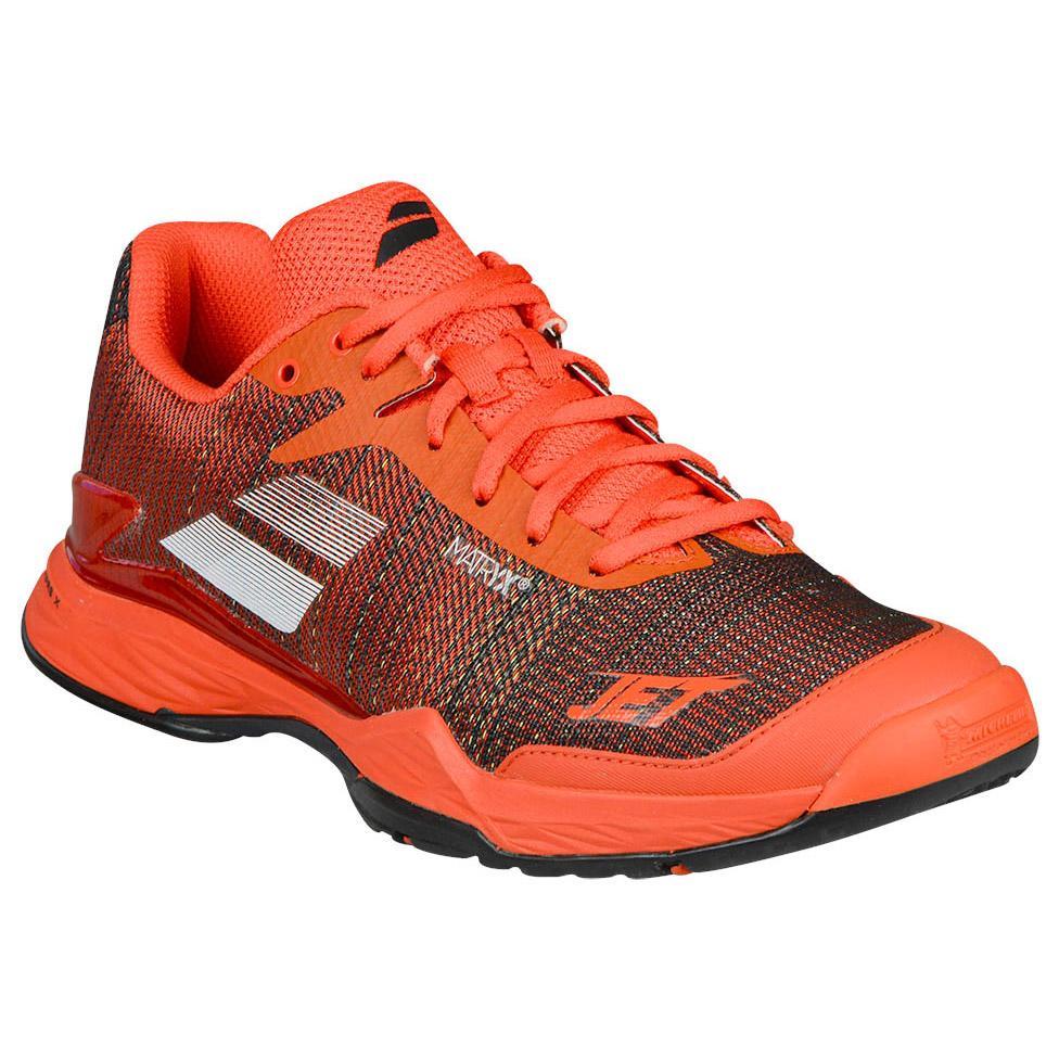Baskets tenis Babolat Jet Mach Ii Omni Clay EU 42 1/2 Orange / Black