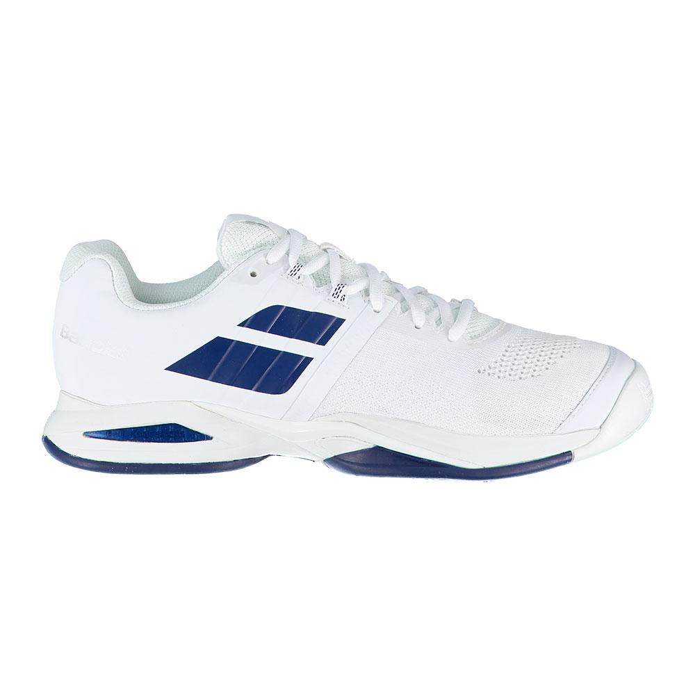 BABOLAT Propulse BPM All Court Zapatilla de Tenis Caballero, Gris, 46.5