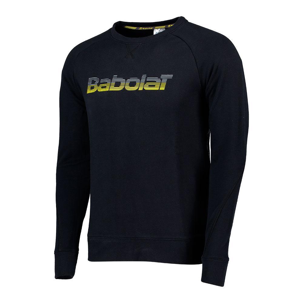Sweatshirts Babolat Core Sweatshirt S Black / Black
