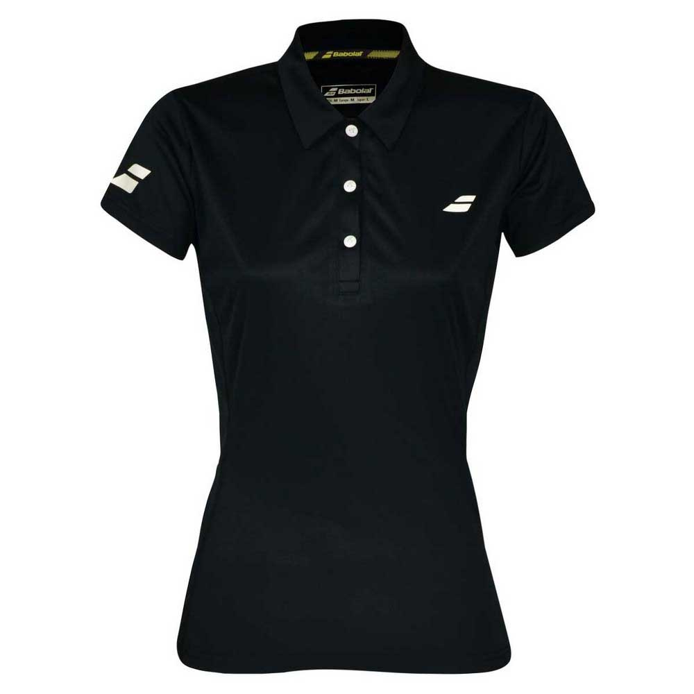 Polos Babolat Core Club M Black / Black