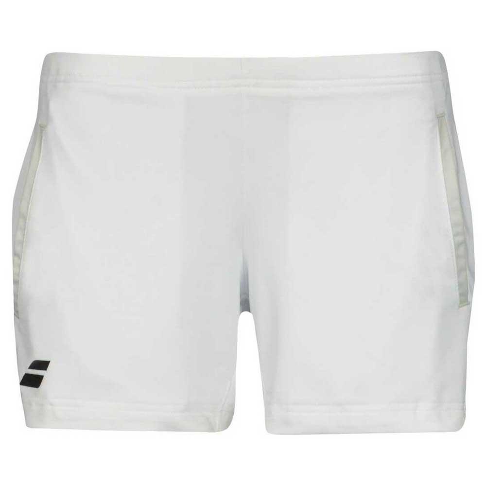 Pantalons Babolat Core Shorts XS White / White
