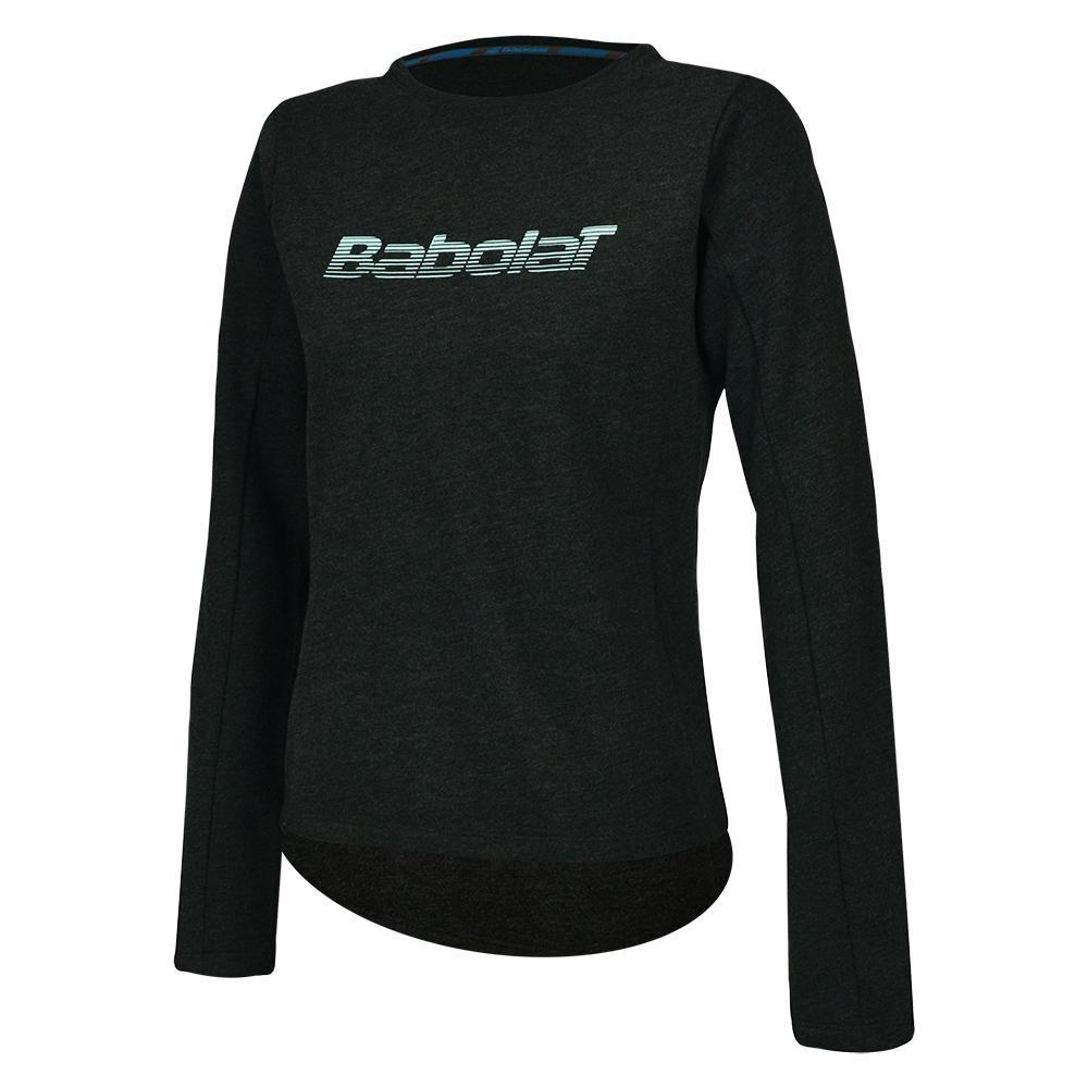 Sweatshirts Babolat Core Sweatshirt S Phantom Heather